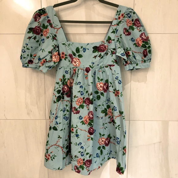 Urban Outfitters x Laura Ashley dress